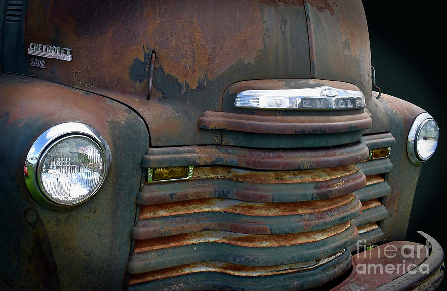 1951 Chevy Loadmaster 5400 Series Photograph