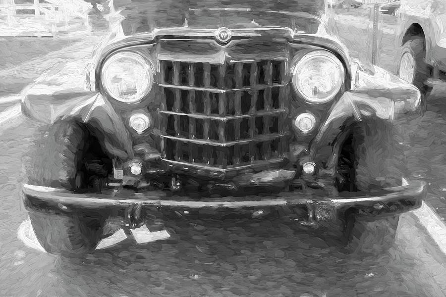 1953 Willys Wagon 4x4 007 by Rich Franco