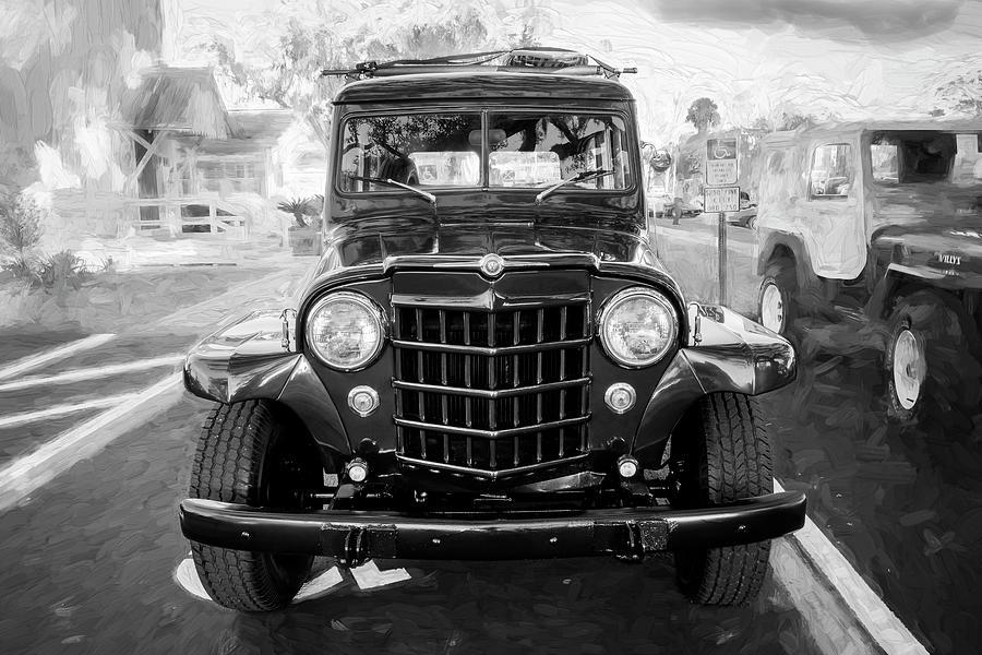 1953 Willys Wagon 4x4 009 by Rich Franco