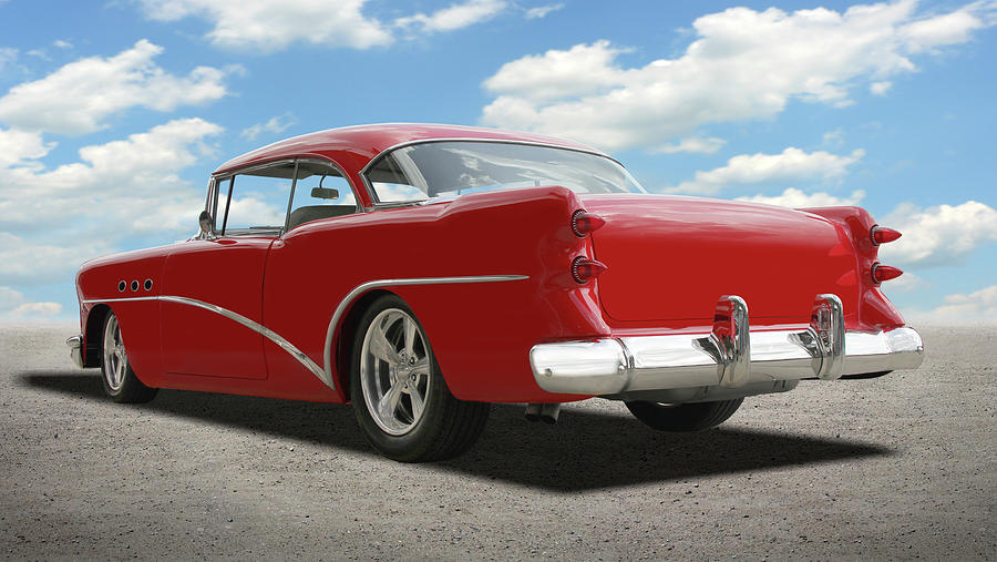 1954 Buick Special by Mike McGlothlen