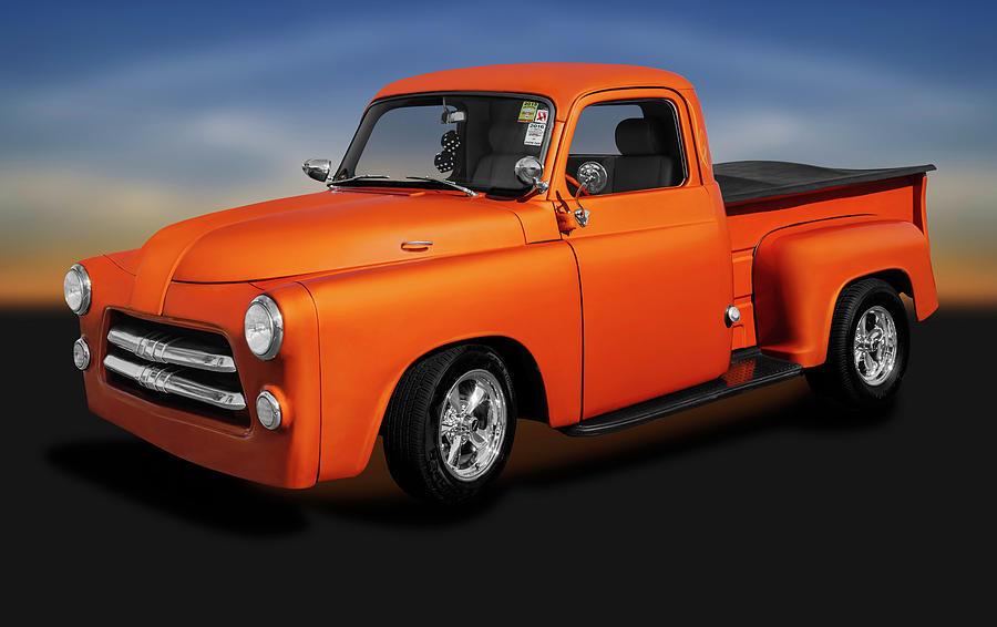 Dodge Pickup Trucks >> 1954 Dodge C Series Pickup Truck 1954dodgepickuptruck173632