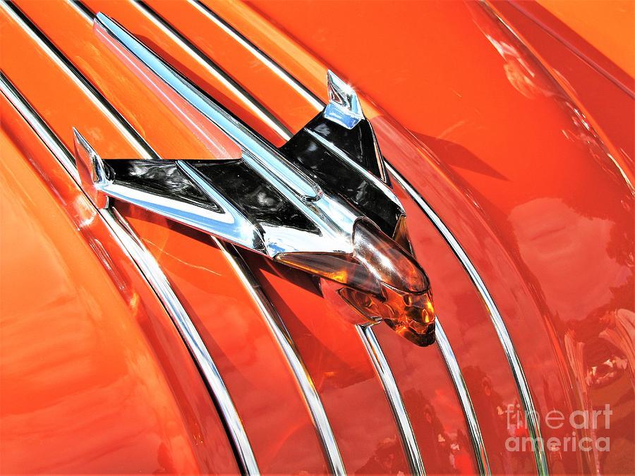 1954 Pontiac by Neil Zimmerman