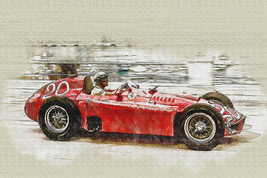 Forza Rossa Racing Zoom Background 6