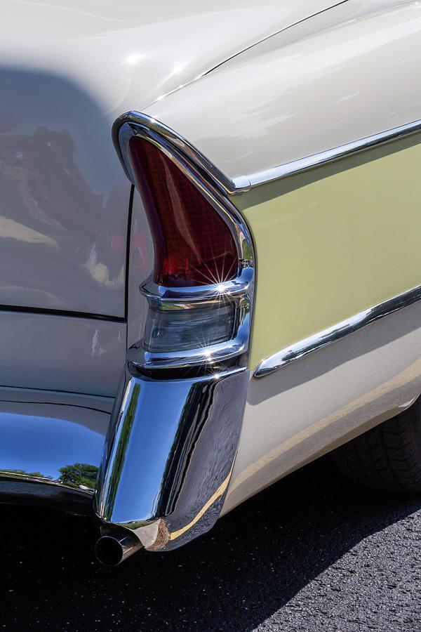 1956 Clipper Custom Touring Sedan Tail Light by Lauri Novak