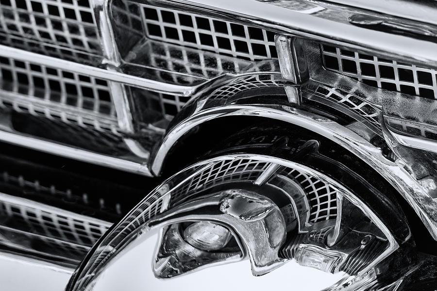 1956 Packard 400 by Lauri Novak