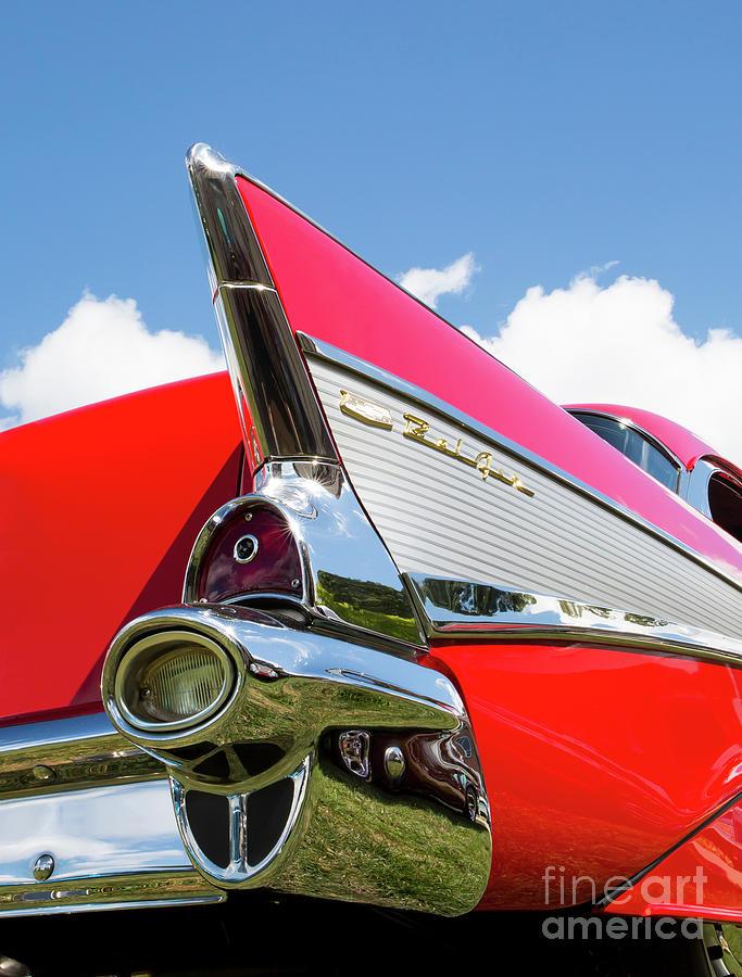 1957 Chevy Bel Air by Kevin McCarthy