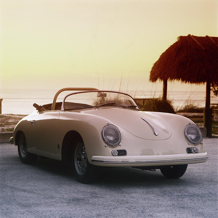 1958 Porsche 365a Carrera Gt Speedster Photograph by Car Culture
