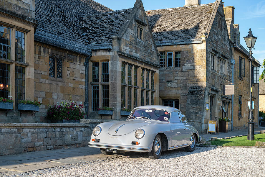 1959 Porsche 356A Coupe Car in Broadway by Tim Gainey