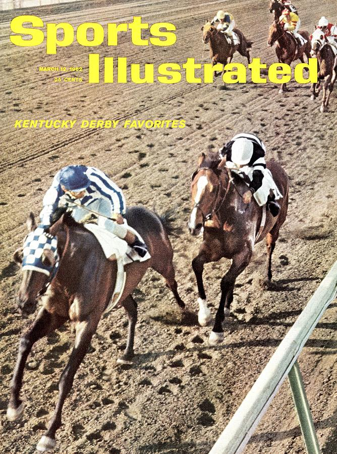 1962 Bahama Stakes Sports Illustrated Cover Photograph by Sports Illustrated