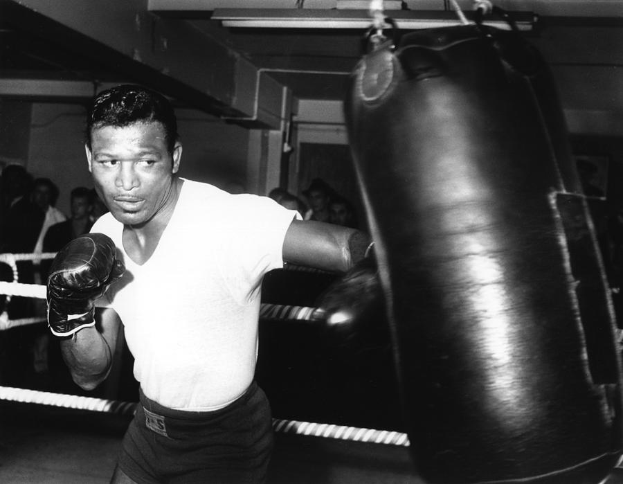 1962 Boxing Photograph by Hulton Archive