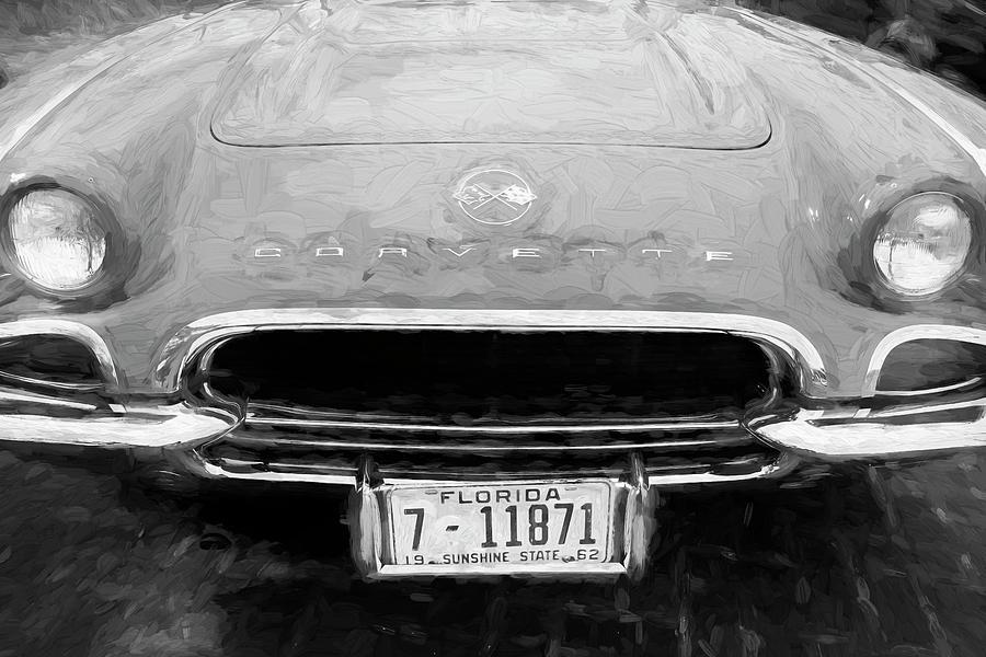 1962 Chevrolet Corvette 202  by Rich Franco