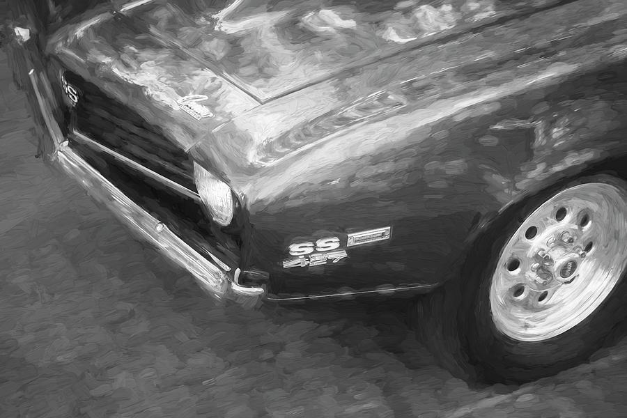 1969 Chevyrolet Camaro SS Z28 427 by Rich Franco