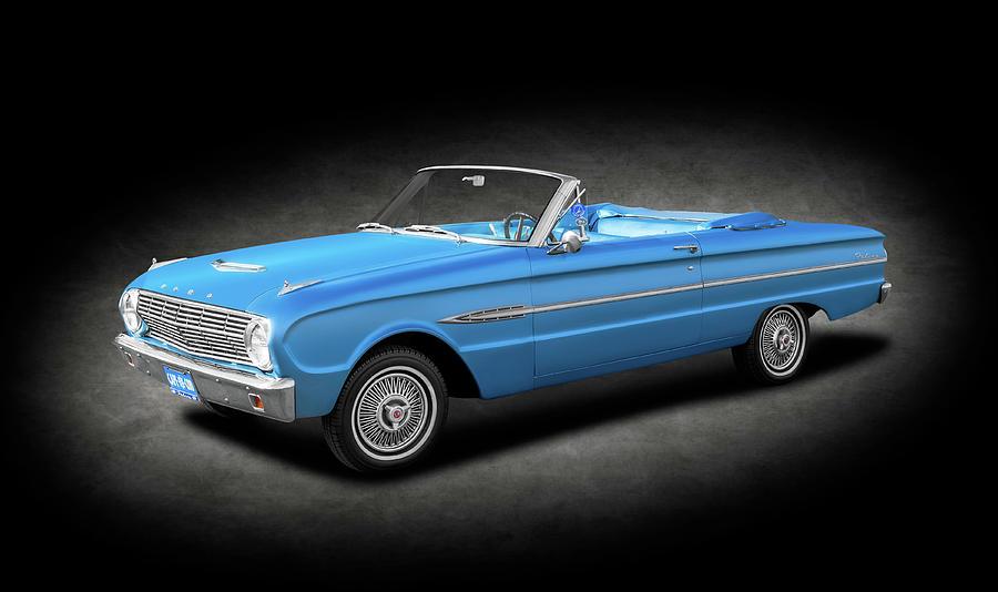 1963 Ford Falcon Futura - 1963fordfalconfuturaspttext142462 by Frank J Benz