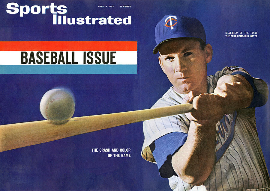 1963 Mlb Baseball Preview Issue Sports Illustrated Cover Photograph by Sports Illustrated