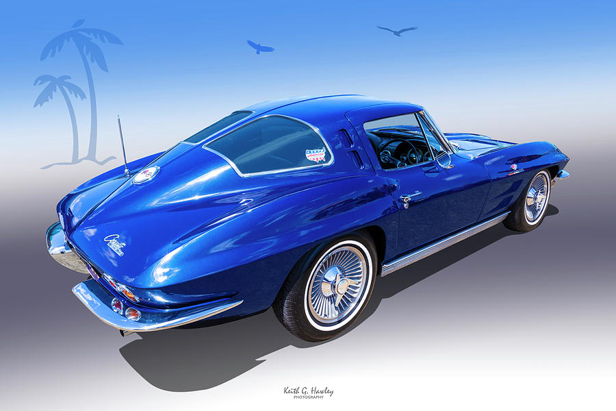 1963 Stingray by Keith Hawley