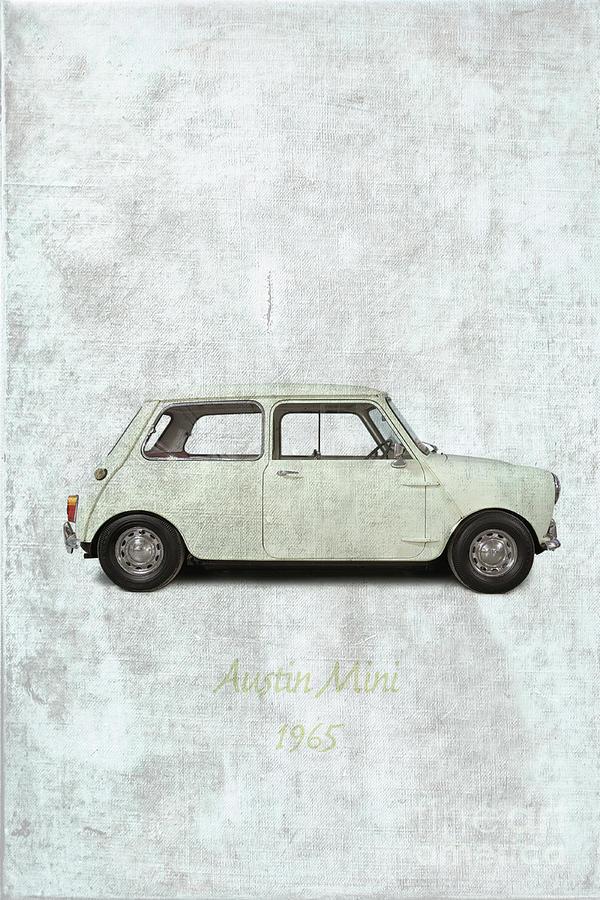 1965 Austin Mini Photograph