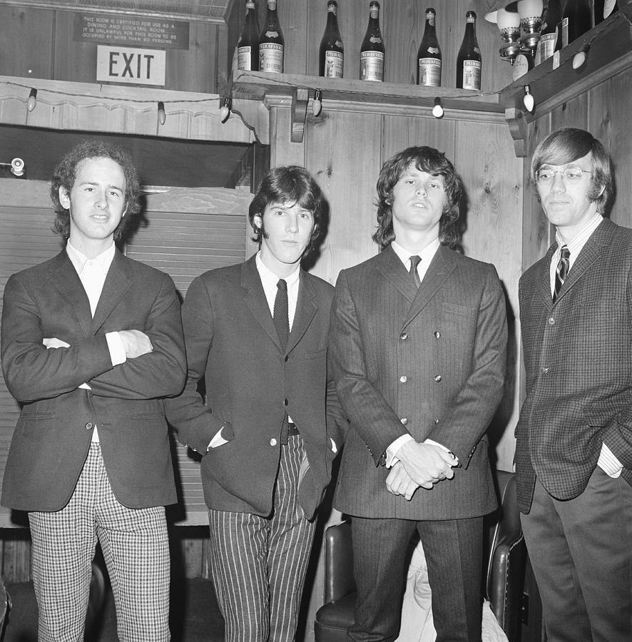 1966, Los Angeles, Whisky A Go Go Photograph by Michael Ochs Archives