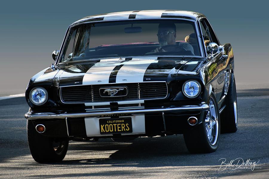 1966 Mustang by Bill Dutting