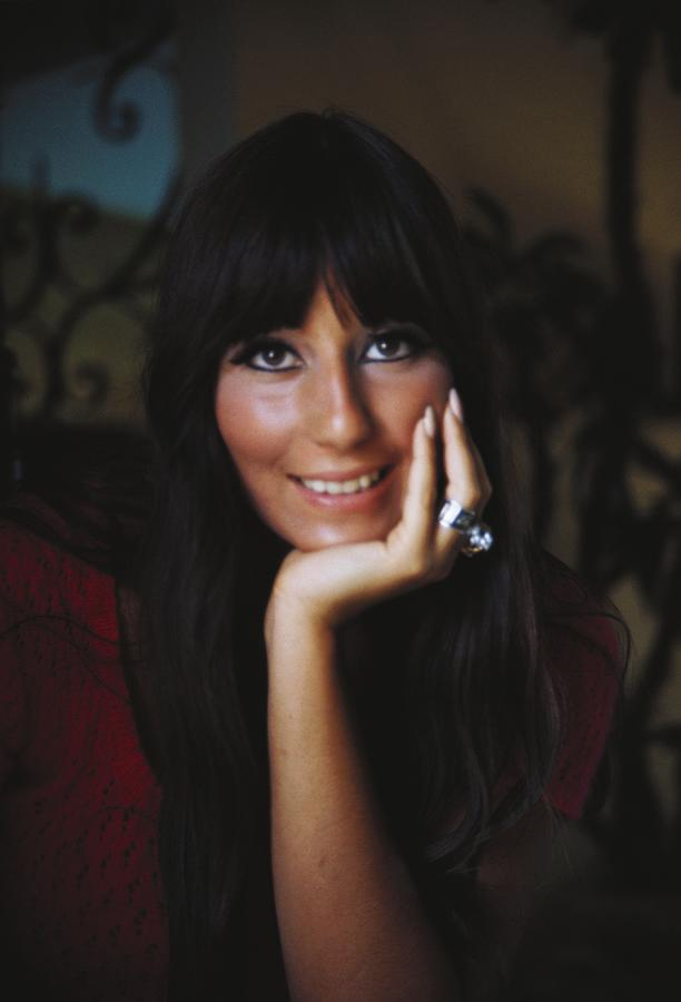 1967, Cher Photograph by Michael Ochs Archives