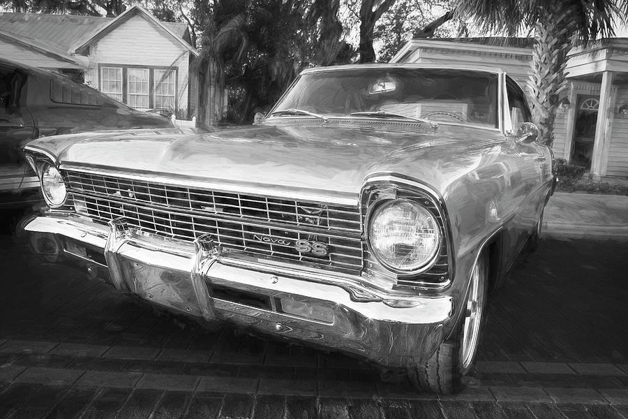 1967 Chevrolet Nova Super Sport 117 by Rich Franco