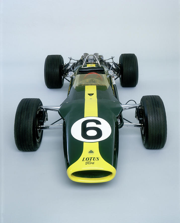 1967 Lotus 49 Cr3 Photograph by Heritage Images
