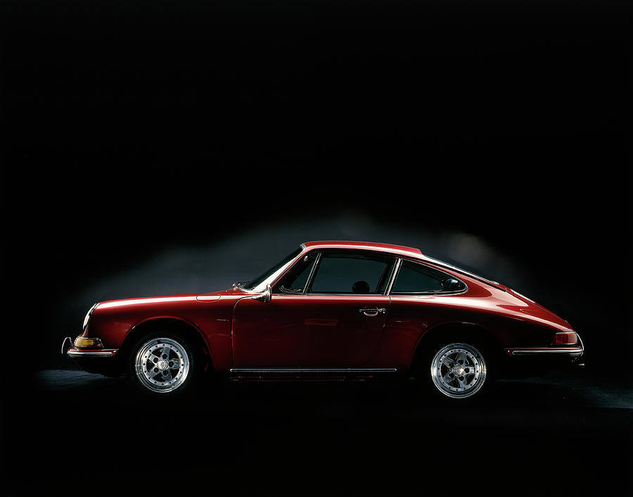 1967 Porsche 911 Photograph by Heritage Images