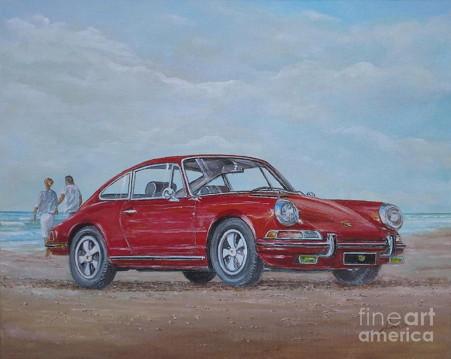 1968 Porsche 911 2.0 S by Sinisa Saratlic