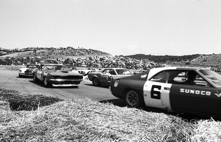 1970 Trans Am start by Dave Allen