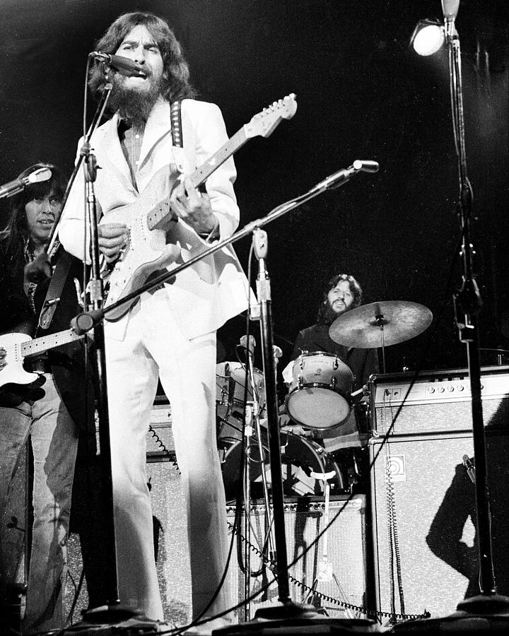 1971 Concert For Bangladesh Photograph by New York Daily News Archive