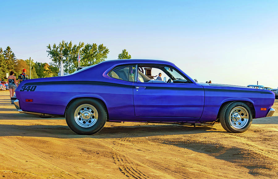 1971 Plymouth Duster 340 Photograph