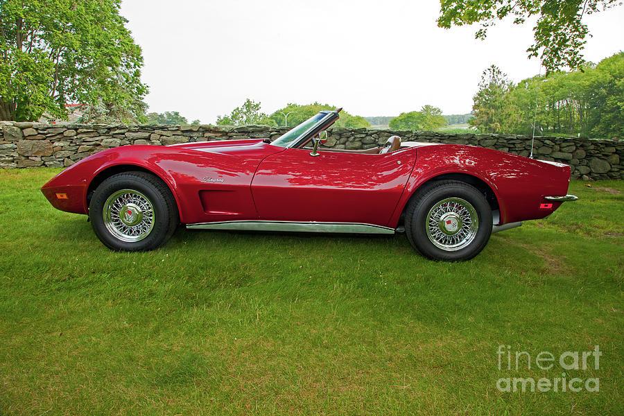 1973 Corvette VII by Butch Lombardi