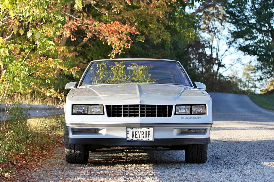 1987 Monte Carlo Ss Silver, Bainbridge, Ohio 2