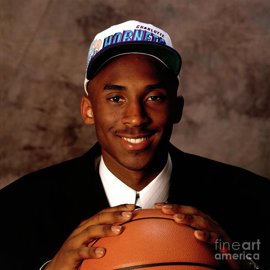 1996 Draft Portrait Photograph by Andy Hayt