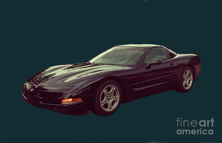 1999 Corvette  by Jack Pumphrey