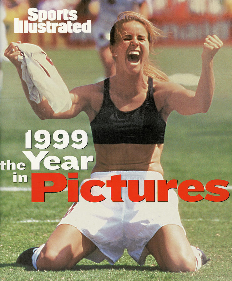 1999 The Year In Pictures Sports Illustrated Cover Photograph by Sports Illustrated
