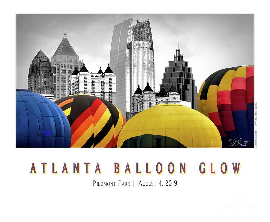 1ST ANNUAL ATLANTA BALLOON GLOW by Doug Sturgess