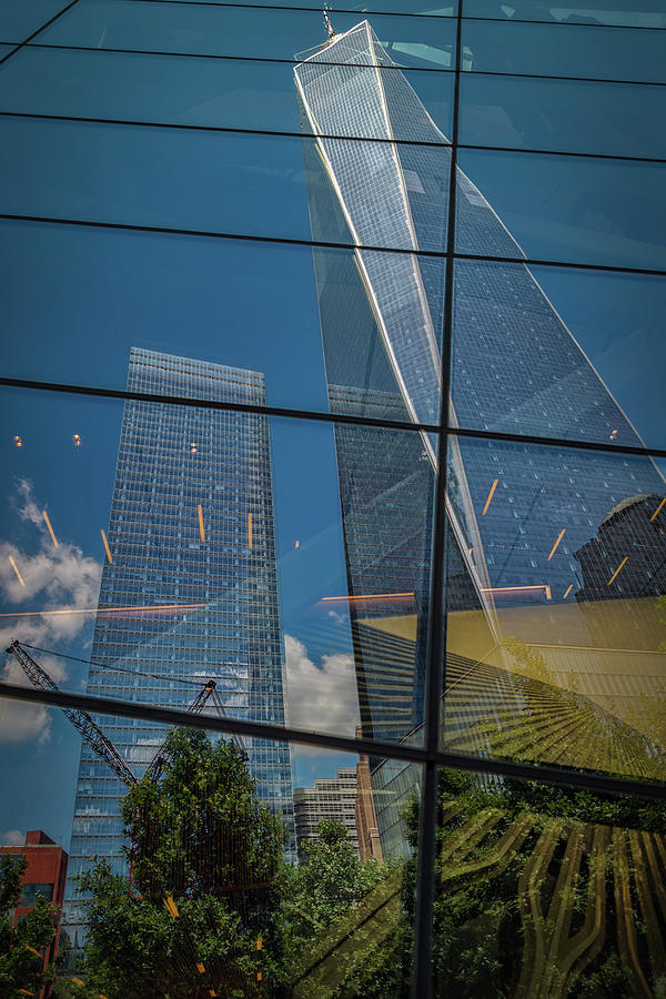 1WTC by William Chizek