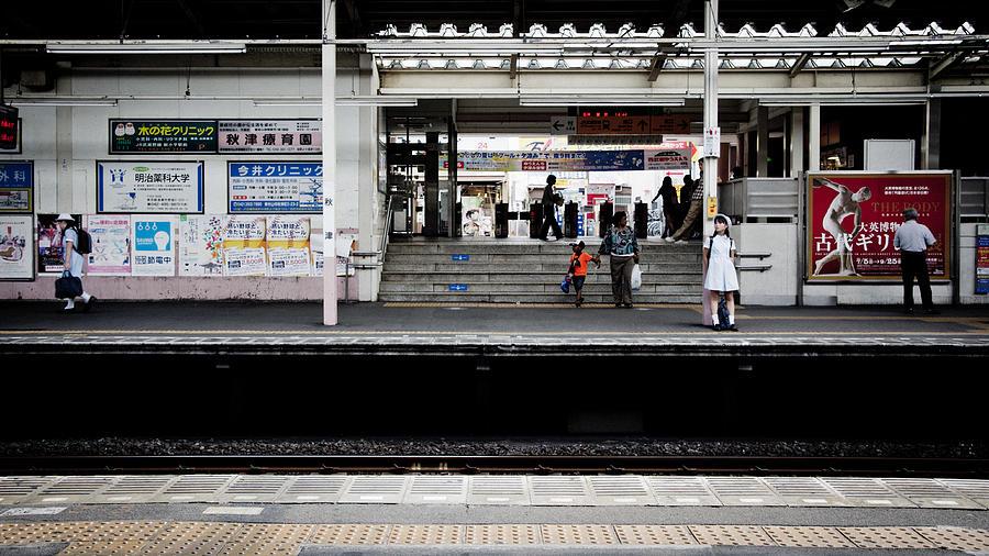 Street Photograph -  by Kouji Tomihisa