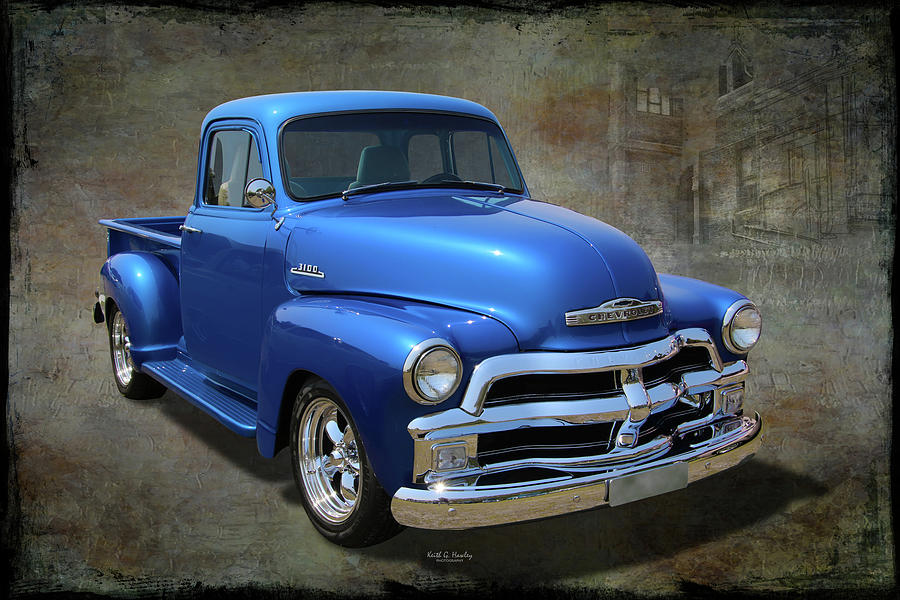 1954 Pickup by Keith Hawley
