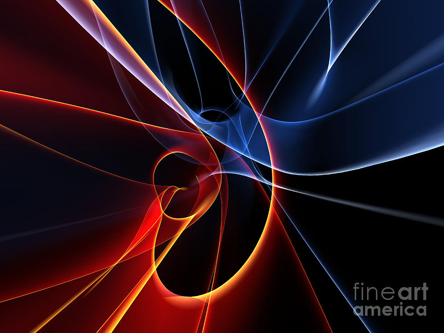 Magic Digital Art - 3d Rendered Backgrounds by Esolbiz