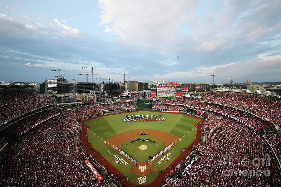 89th Mlb All-star Game, Presented By Photograph by Win Mcnamee