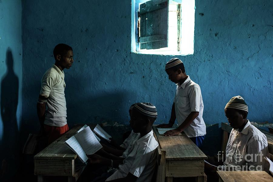 A Pre-election Look At Life In Somalia Photograph by Andrew Renneisen