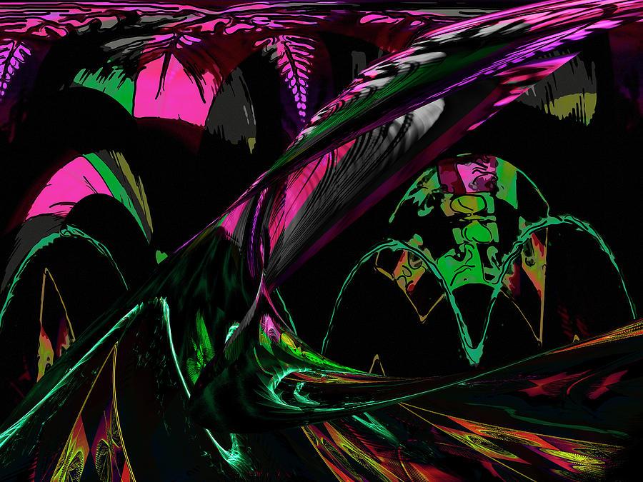 Abstract 1001 by Gerlinde Keating - Galleria GK Keating Associates Inc