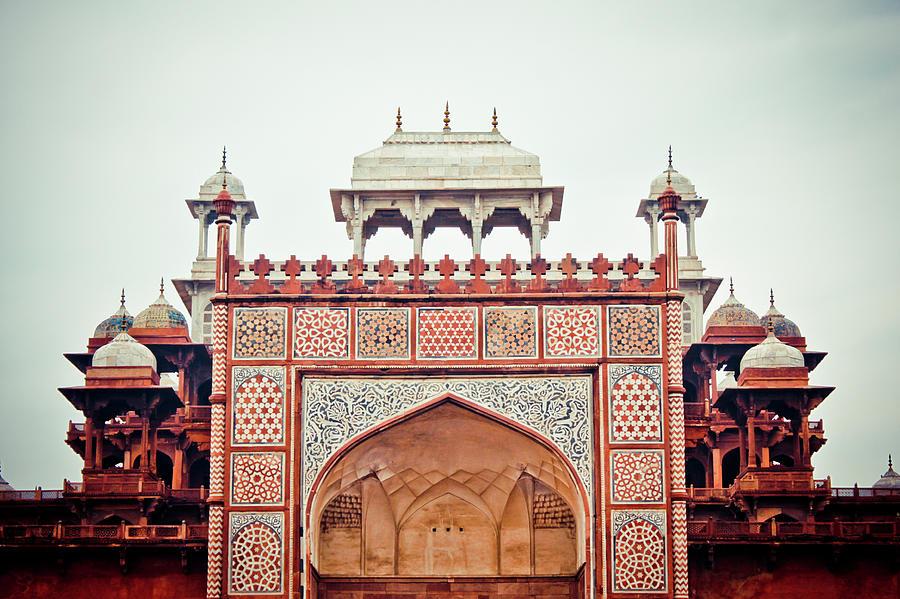Akbars Tomb Photograph by Photo By Jamyang Zangpo