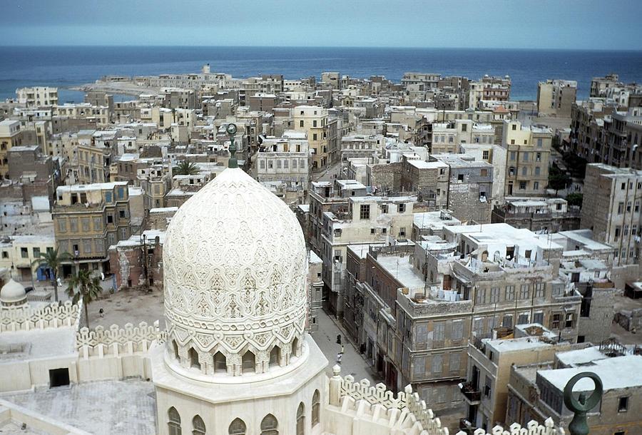 Alexandria Egypt Photograph by Michael Ochs Archives