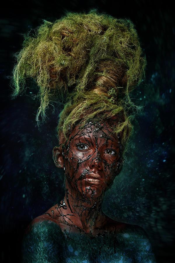 Tree Photograph - Arbor Mundi by Ivan Kovalev