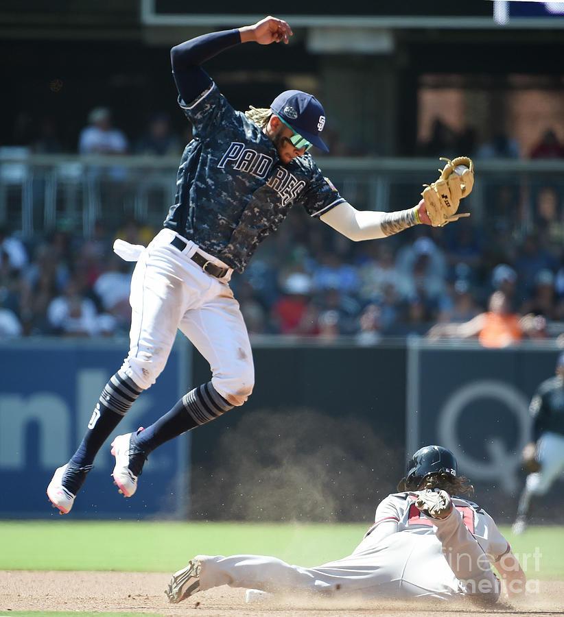 Atlanta Braves V San Diego Padres 2 Photograph by Denis Poroy