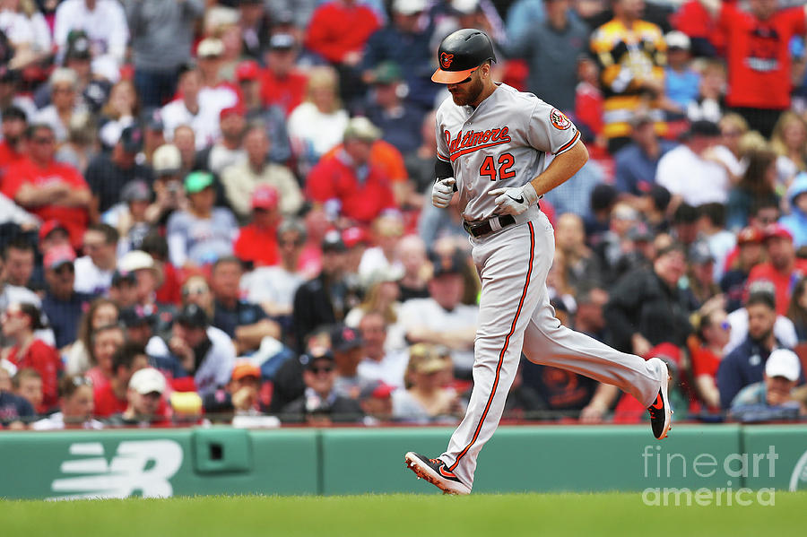 Baltimore Orioles V Boston Red Sox 2 Photograph by Maddie Meyer