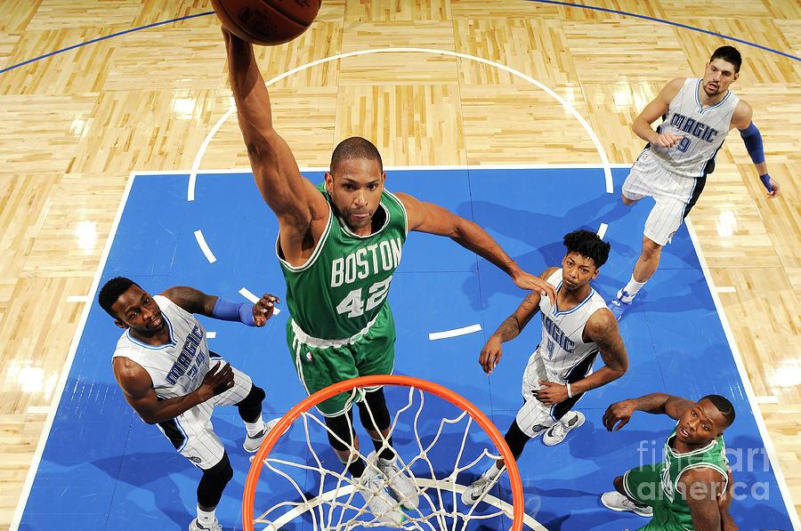 Boston Celtics V Orlando Magic 2 Photograph by Fernando Medina
