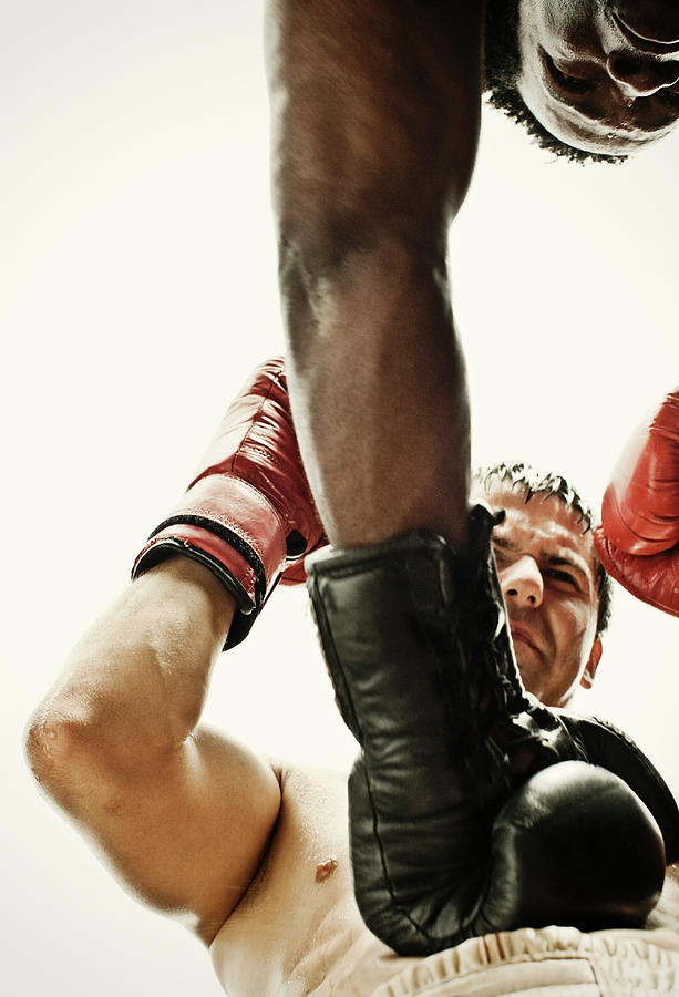Boxing Photograph by Patrik Giardino